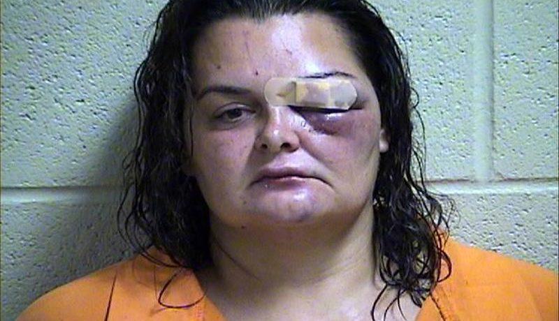 Chanelle Lewis (Pottawatomie County Public Safety Center)