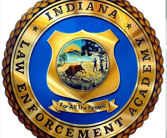A photo of Indiana Law Enforcement Academy