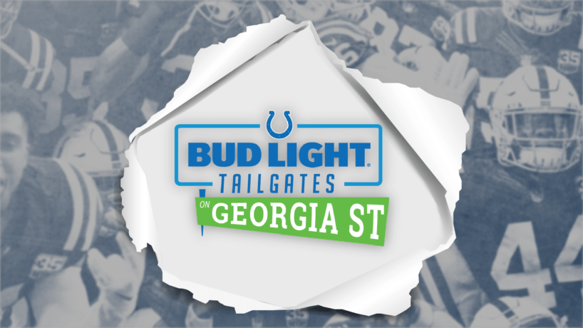 Bud Light Tailgates on Georgia Street