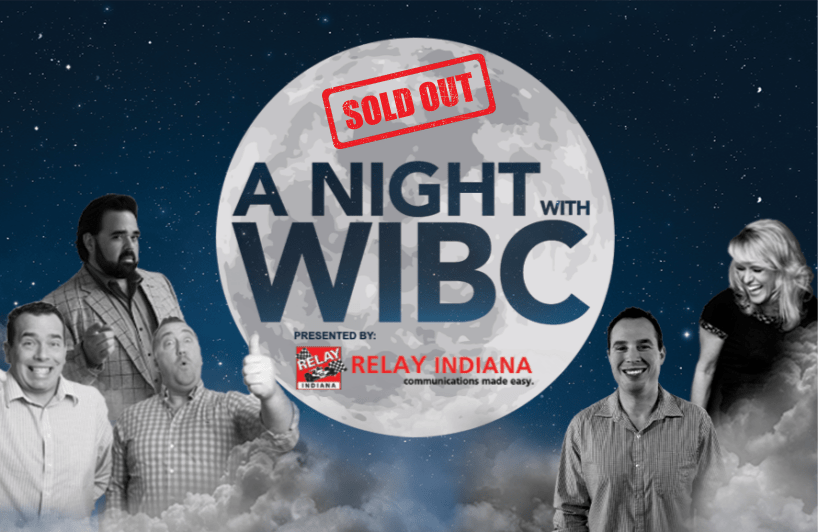 A Night with WIBC SOLD OUT