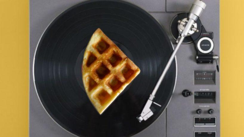 Fancy Like A Waffle House