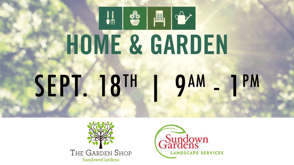Sundown Gardens September 18th