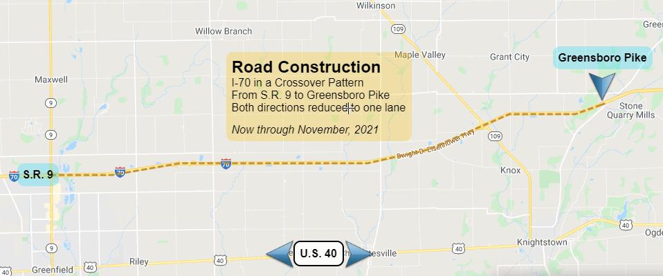 I-70 Update