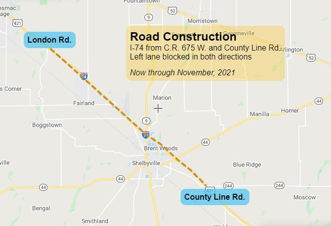 I-74 Update