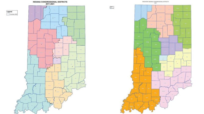 statehouse maps
