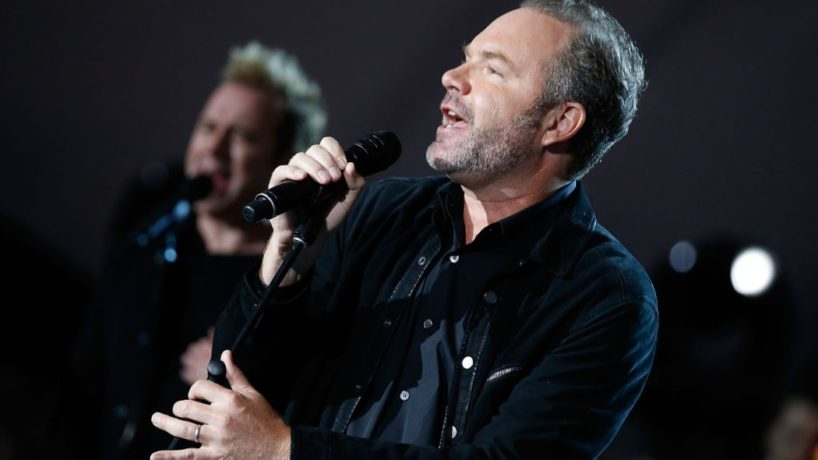Grammy nominated, multi-platinum selling artist John Ondrasik of Five for Fighting rehearses for PBS' 2017 National Memorial Day Concert at U.S. Capitol, West Lawn on May 27, 2017 in Washington, DC. (Photo by Paul Morigi/Getty Images for Capital Concerts)
