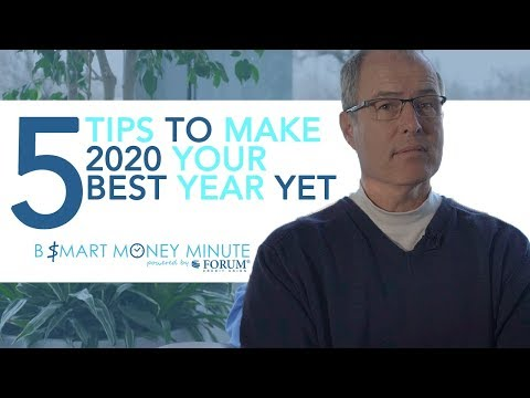 5 Tips For You To Save Money In 2020