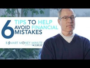 6 tips to avoid financial mistakes from Financial Credit Union
