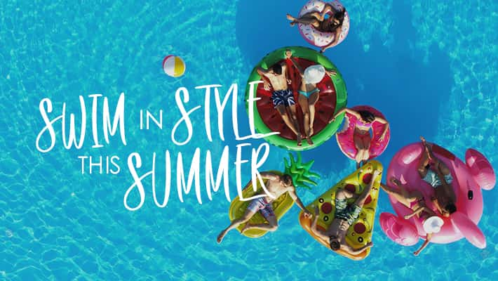 Swim in Style This Summer: Everything You Need for an Instagram-Worthy Pool Party