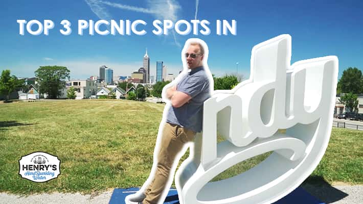 Sean Takes You to His Top 3 Picnic Spots in Indy