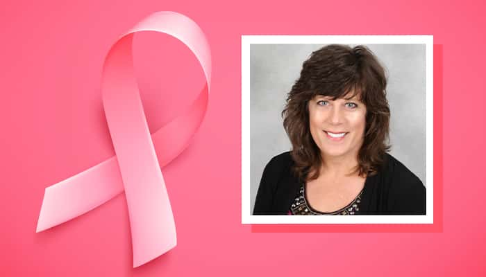 Breast cancer survivor Susie Bixler presented by Franciscan Health