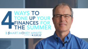 4 Ways to tone up your finances for the summer, headshot of Andy Mattingly from Forum Credit Union