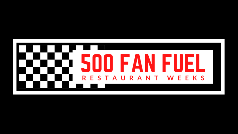 500 fan fuel graphic