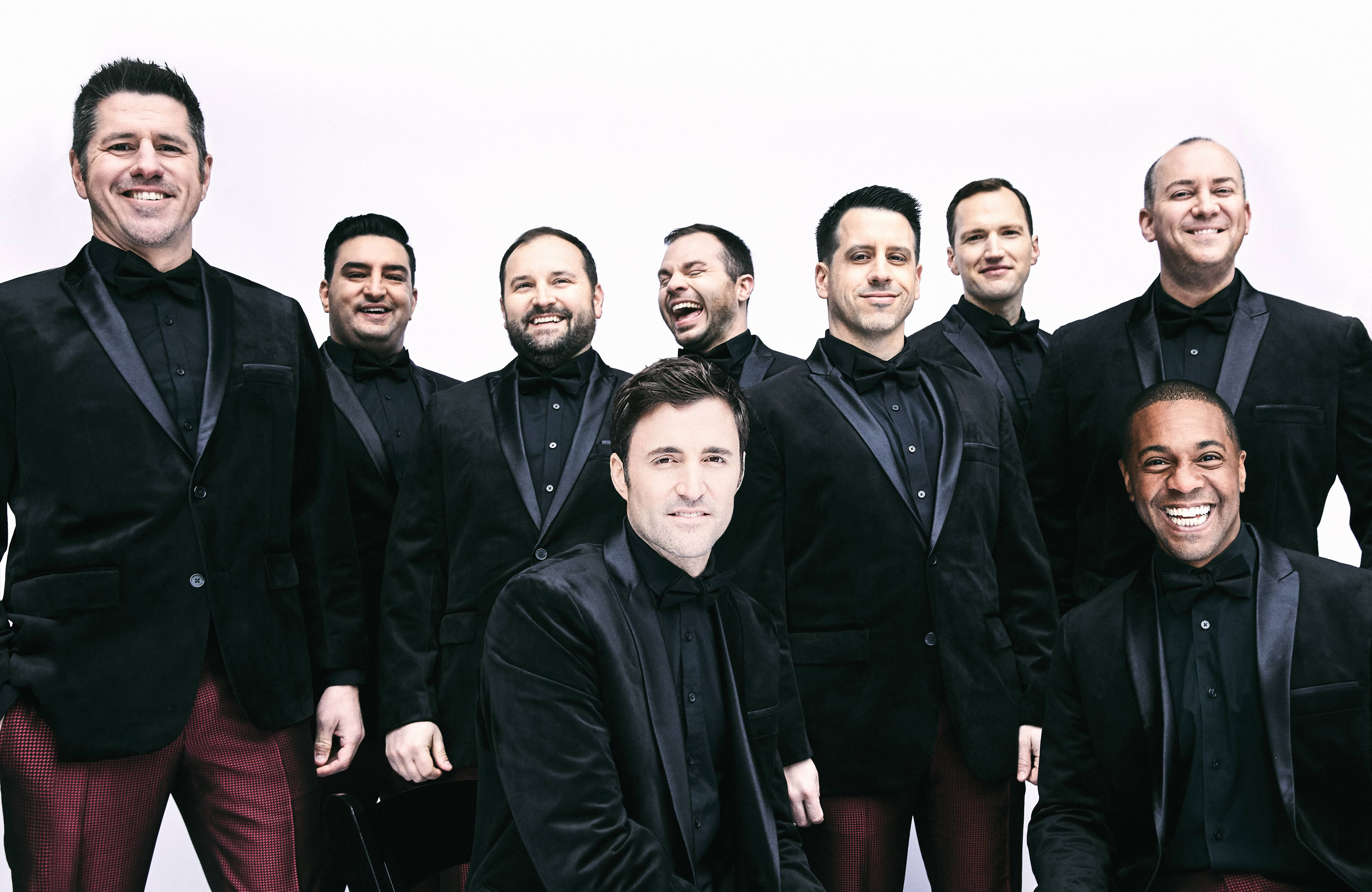 Straight No Chaser at the Murat Theatre