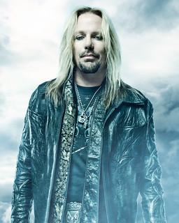 Vince Neil of Mötley Crüe