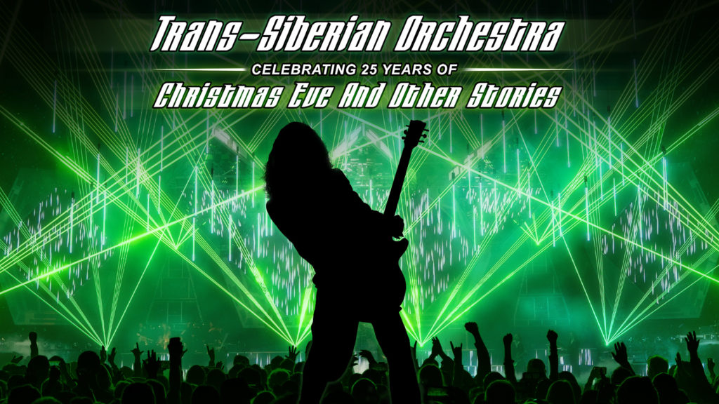 Trans-Siberian Orchestra Winter 2021 Tour