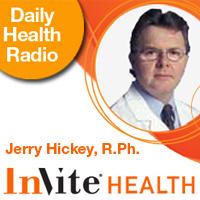 Daily Health Radio. Jerry Hickey Invite Health