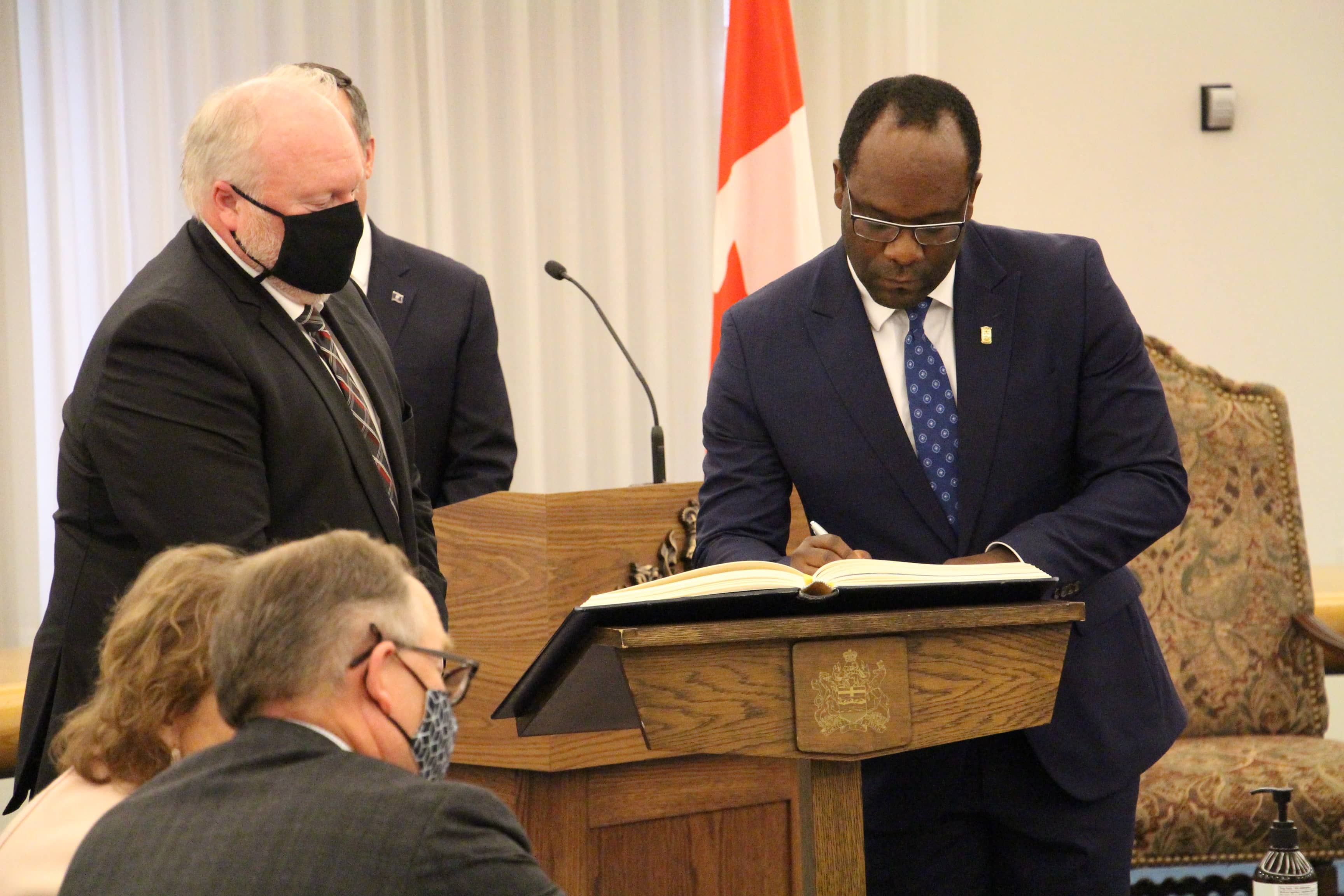 Justice Minister Kaycee Madu Is On The Hot Seat River Country