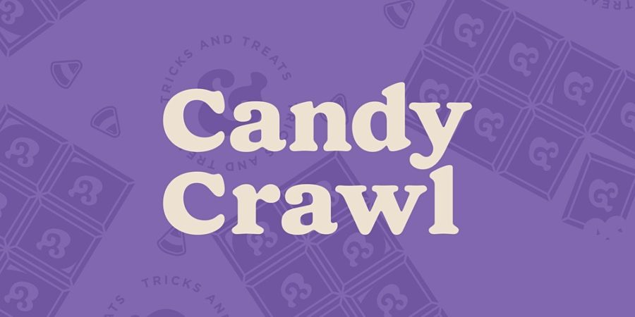 Pearlridge Candy Crawl