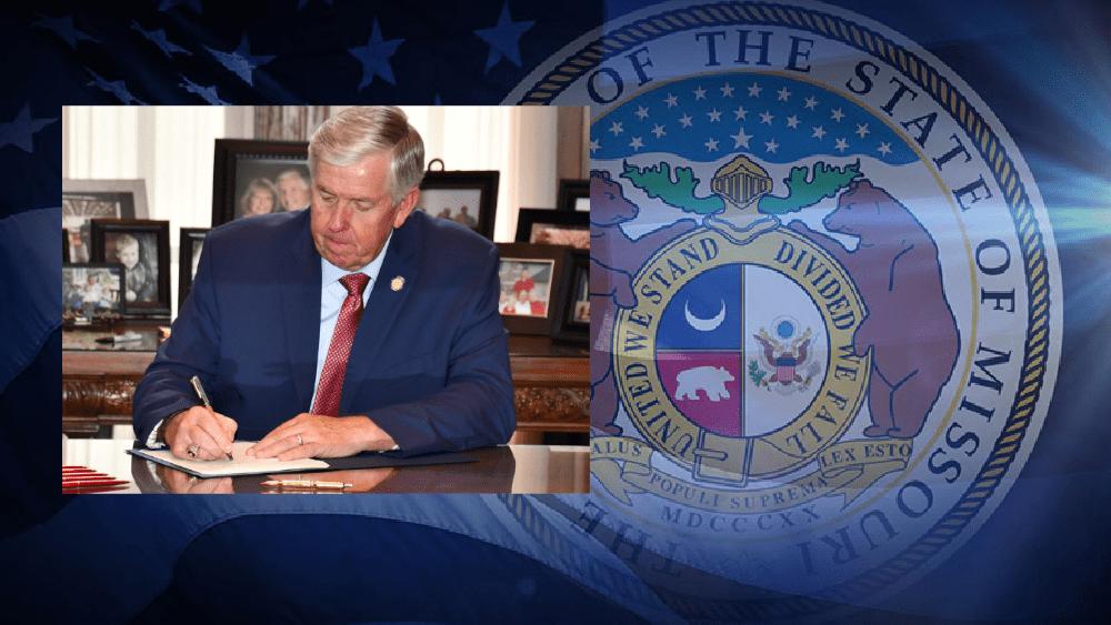 GOVERNOR PARSON GRANTS 12 PARDONS, COMMUTES TWO SENTENCES