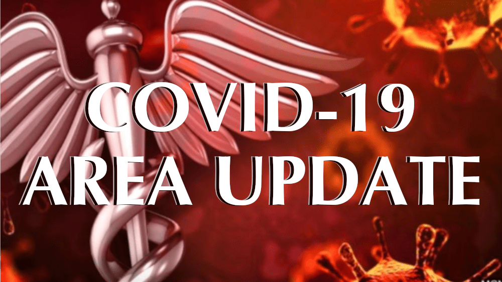 SEVEN COVID-19-RELATED DEATHS REPORTED IN AREA COUNTY OVER LAST FEW DAYS