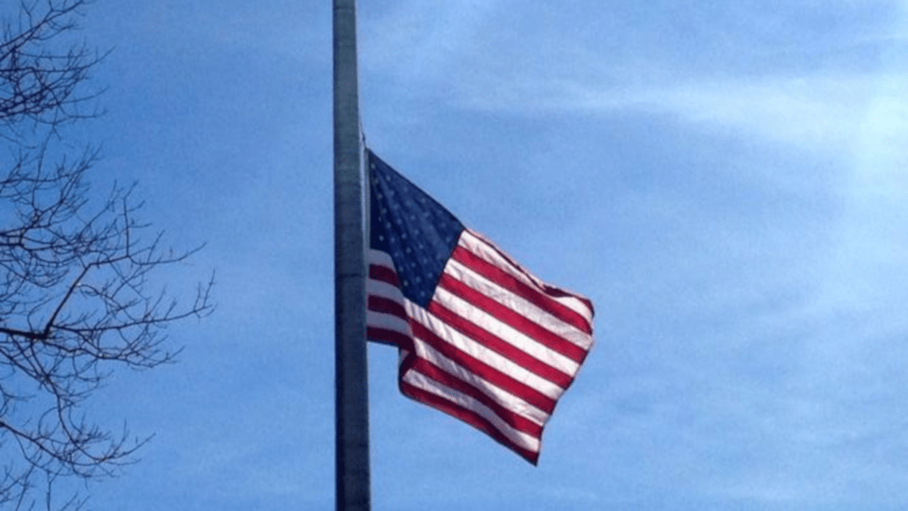 GOVERNOR PARSON ORDERS FLAGS TO FLY HALF-STAFF IN HONOR OF STATE REPRESENTATIVE THOMAS P. HANNEGAN