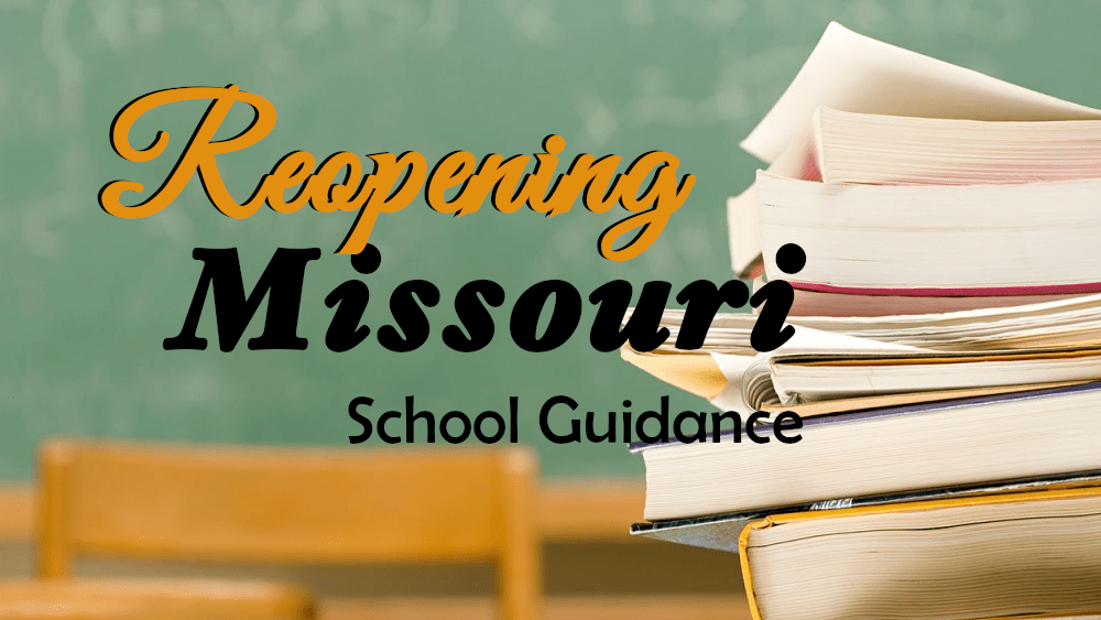 MISSOURI PARTNERS WITH CDC, WASHINGTON UNIVERSITY, ST. LOUIS UNIVERSITY TO LEARN MORE ABOUT COVID-19 TRANSMISSION IN K-12 SCHOOLS