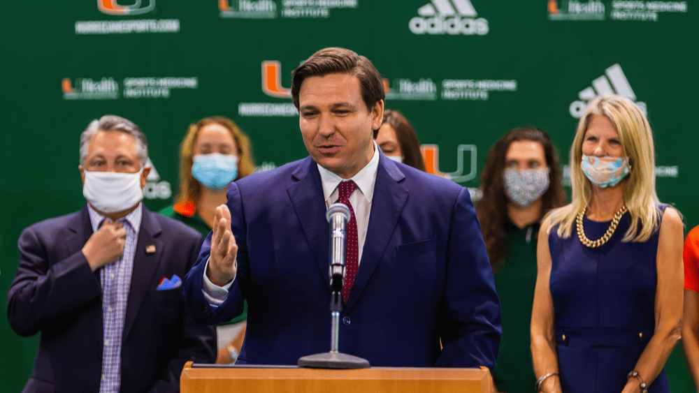 Florida Gov. Ron DeSantis signs controverial 'anti-riot' bill into law