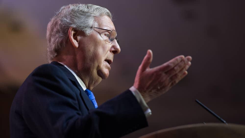 Senate Republicans block voting rights reform bill in 50-50 vote