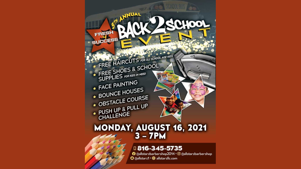FREE BACK-TO-SCHOOL EVENT IN WARRENSBURG