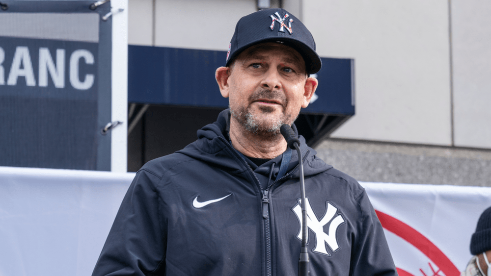NY Yankees manager Aaron Boone to return; signs three-year extension with team