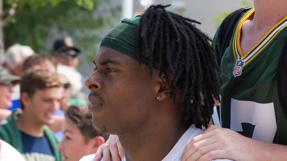 Green Bay Packers place wide receiver Davante Adams on the COVID-19 list