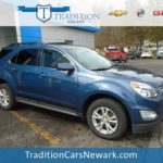 CERTIFIED 2017 CHEVROLET EQUINOX
