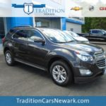 Certified 2016 Chevrolet Equinox