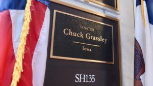 Second Oldest Senator, Chuck Grassley, Tests Positive For Coronavirus