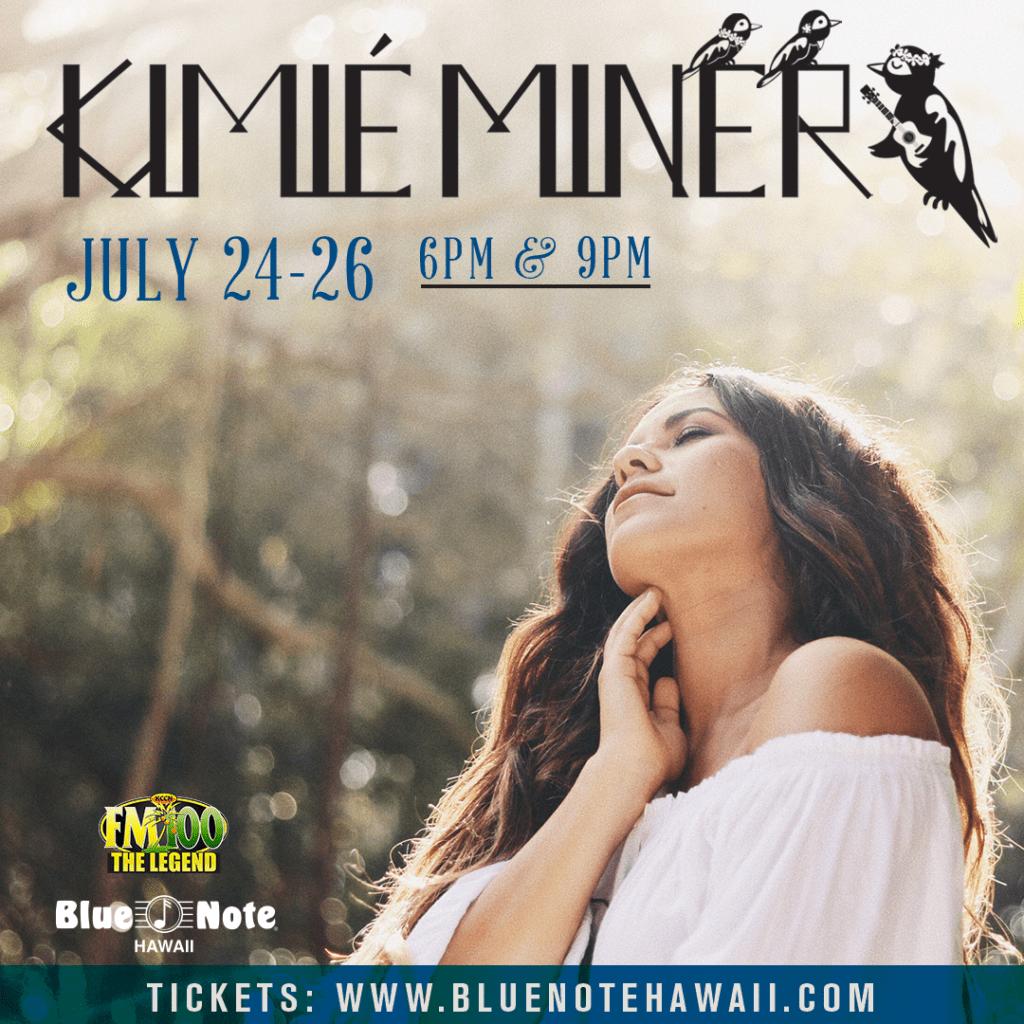 FM100 The Legend Presents Kimié Miner