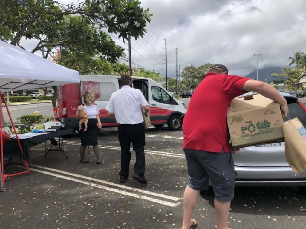Cram The Van Back-To-School Supply Drive with Mandy Sugunuma 07.18.2020