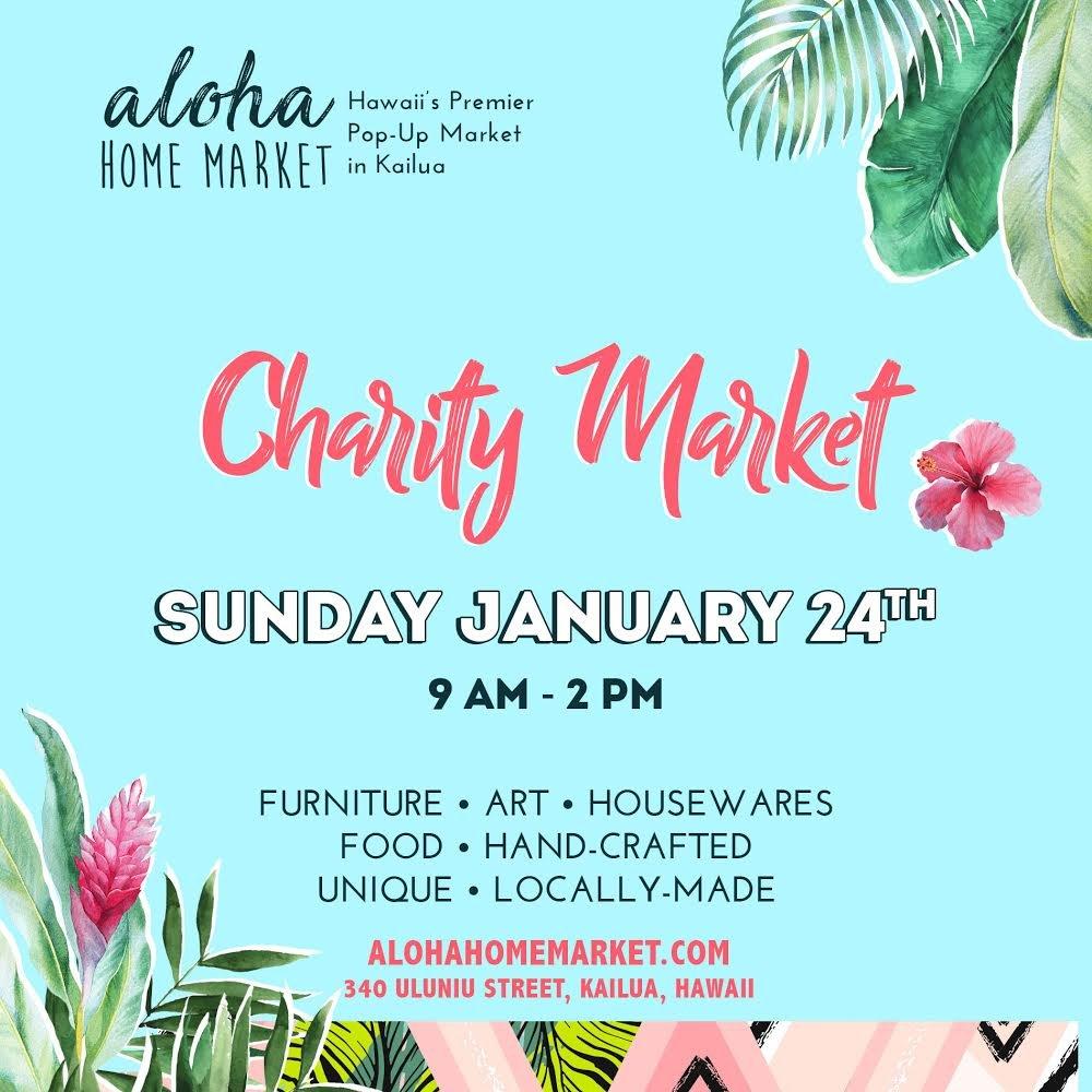 Aloha Home Market Jan 2021