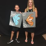 Sandra-and-mady: Mady and Sandra's takes on butterflies!