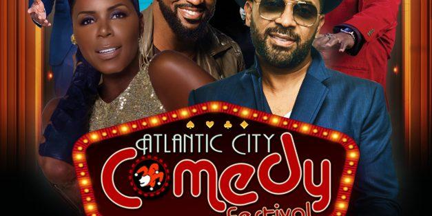 AC Comedy Festival @ Boardwalk Hall 10/6 & 10/7