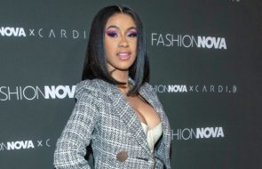 Cardi B Shares First Photo Of Baby Kulture
