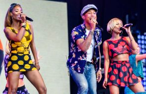 Pharrell Campaigns with Adidas Originals for Women's Rights