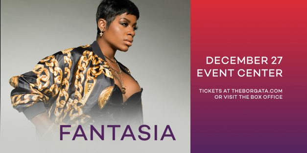 Fantasia @ Borgata Hotel Casino & Spa 12/27