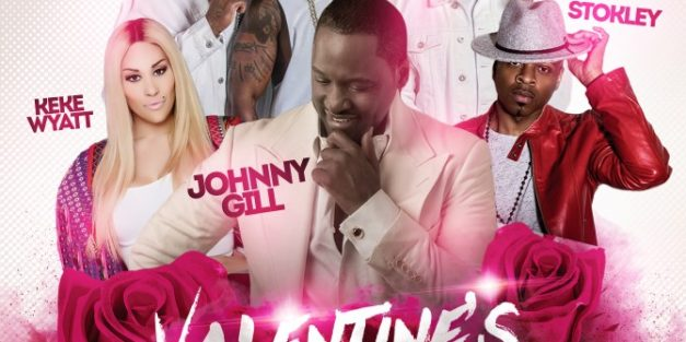 Valentine's Concert @Boardwalk Hall 2/15