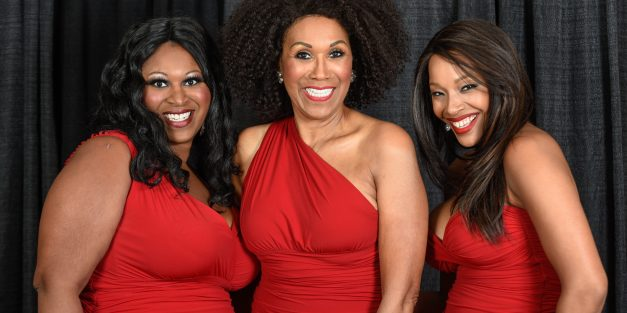 The Pointer Sisters @ Harrah's 4/17