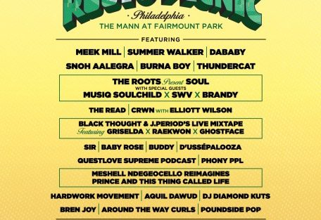 Roots Picnic 2020 @ The Mann 5/30-5/31