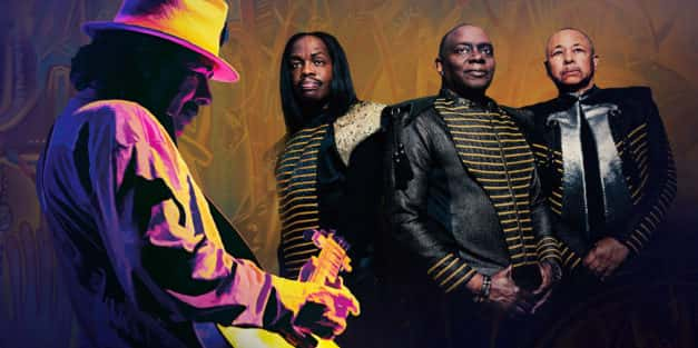 Santana with Earth Wind and Fire @ BB&T Pavilion RESCHEDULED TO 8/19/2021