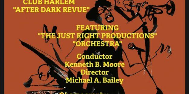 Club Harlem After Dark Revue @ The Claridge 5/2-5/10