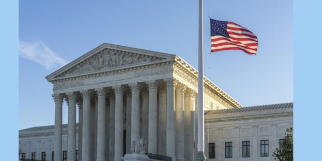 Supreme Court Will Fly Flags At Half-Staff For 30 Days In Memoriam of Justice Ruth Bader Ginsberg