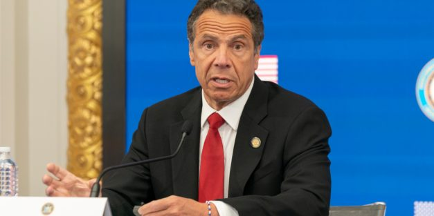 High-ranking New York lawmakers call for Governor Cuomo's resignation amid sexual harassment accusations